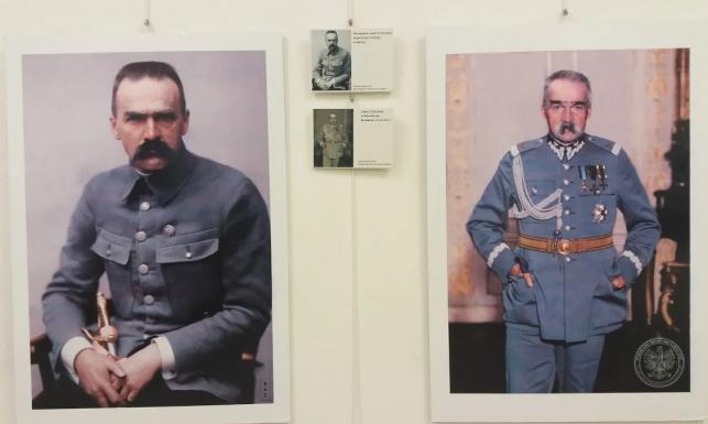 Marszałek Józef Piłsudski w kolorze! Niezwykłe ZDJĘCIA w warszawskim Muzeum Niepodległości