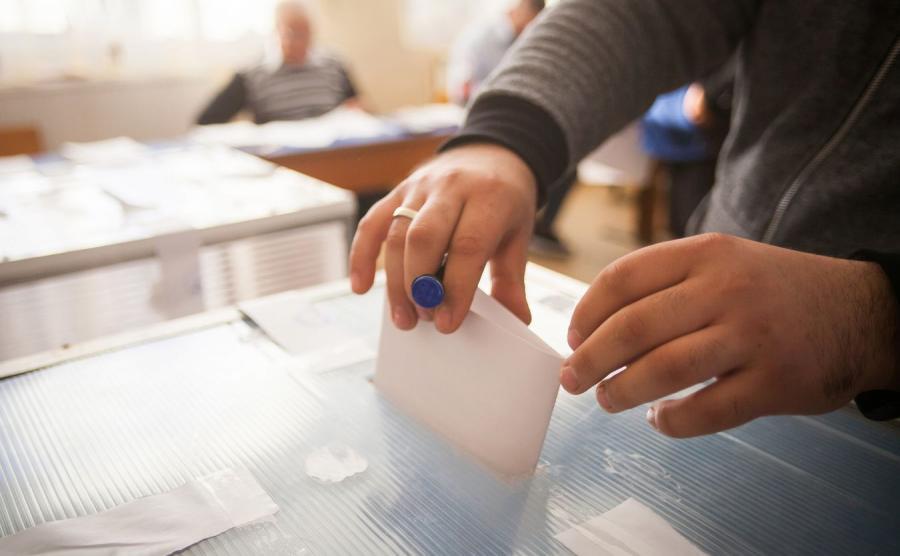 Wybory, głosowanie