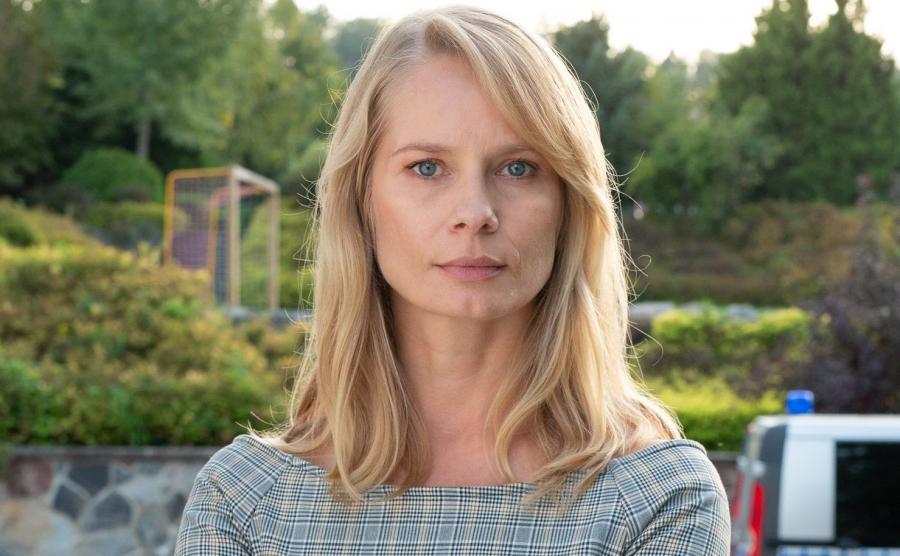 Magdalena Cielecka w serialu \