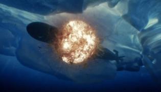 "Kadr z filmu ""Ocean ognia"""