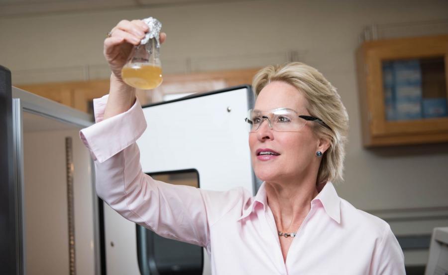Frances H. Arnold - tegoroczna laureatka Nagrody Nobla w dziedzinie chemii