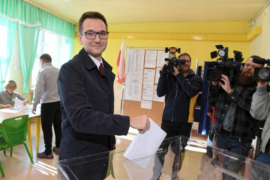 Wybory samorządowe 2018. Waldemar Buda