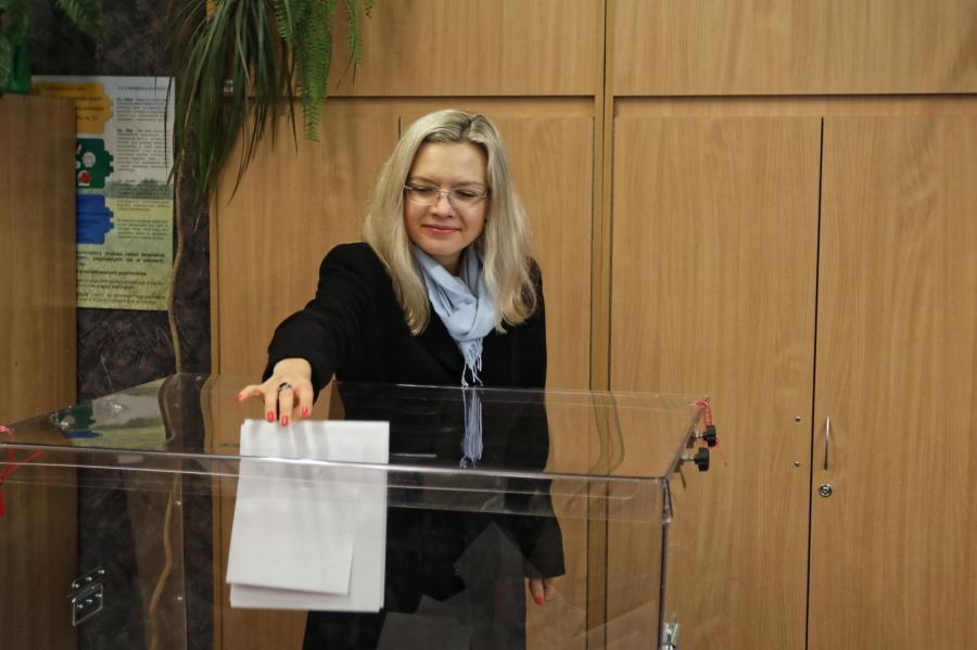 Wybory samorządowe 2018. Małgorzata Wassermann