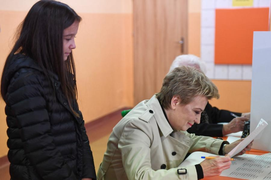 Wybory samorządowe 2018. Hanna Zdanowska