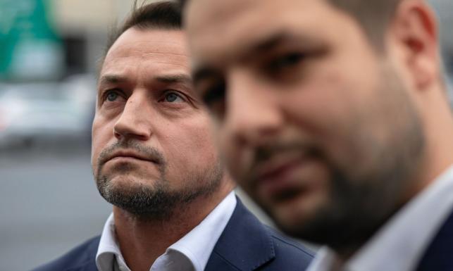 Piotr Guział rezygnuje z polityki.