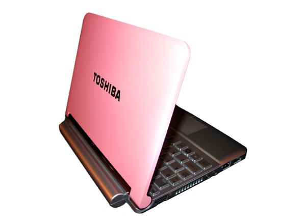 Toshiba pokazała swoje nowe mininotebooki