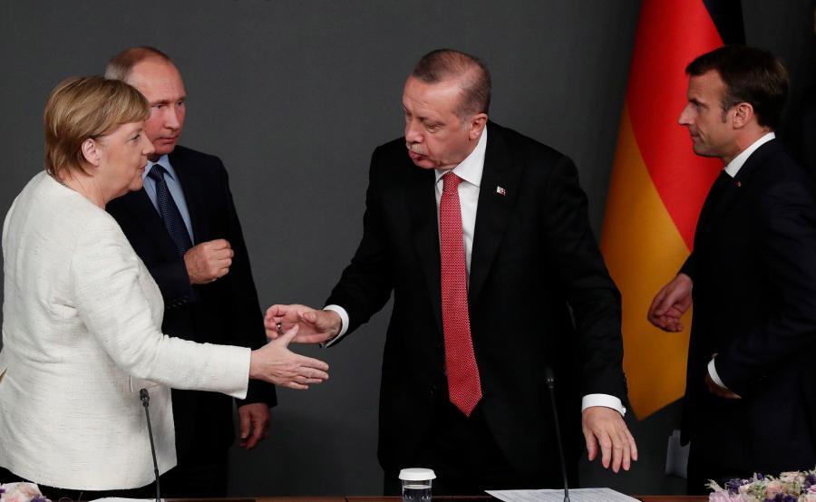 Szczyt w Syrii