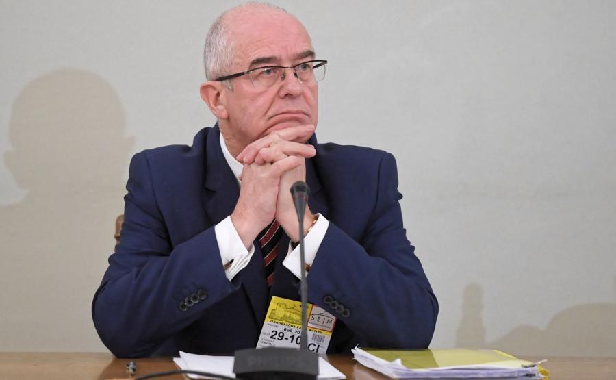 Andrzej Seremet przed komisją śledczą ds. VAT