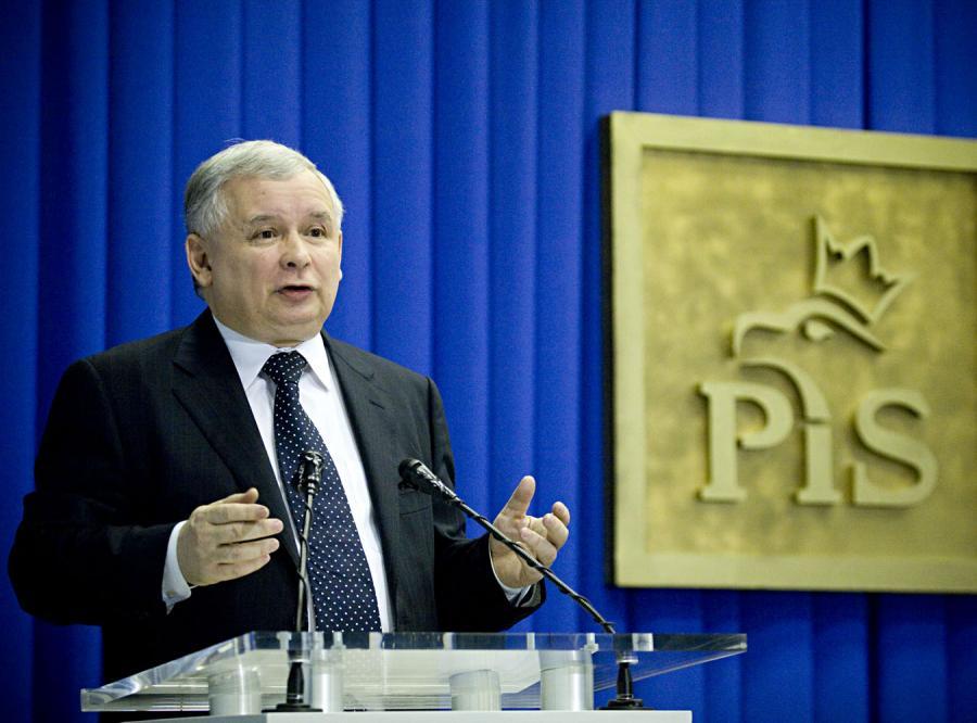 Prezes PiS żałuje decyzji Tuska