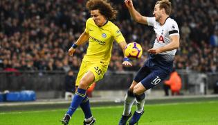 Harry Kane i David Luiz