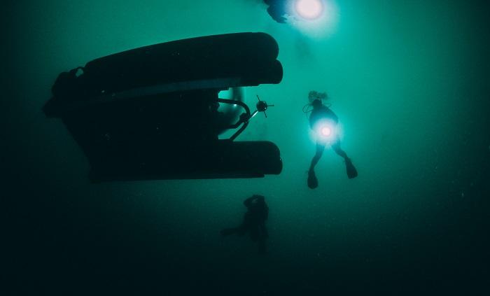 Blue Hole - Podwodna tajmnica