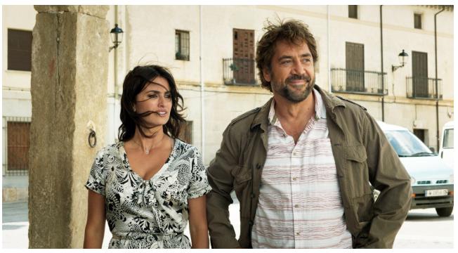 Pelope Cruz oraz Javier Bardem w filmie Asghara Farhadiego \
