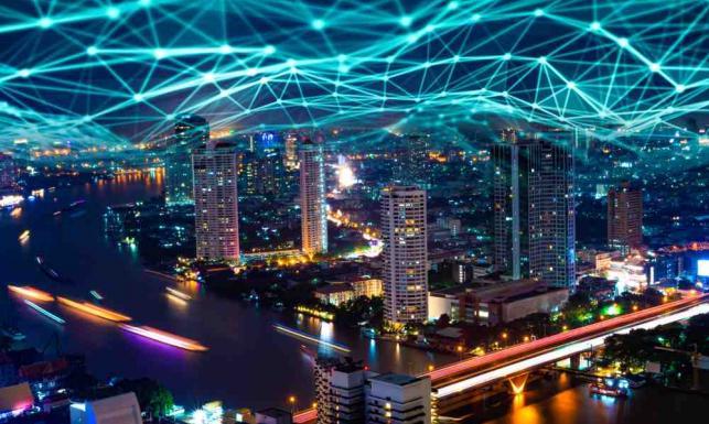Roboty w domach, wszechobecna sztuczna inteligencja... Wizja przyszłości według Huawei