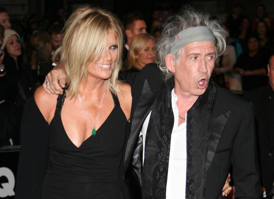 Keith Richards kochał rozrywkowe życie