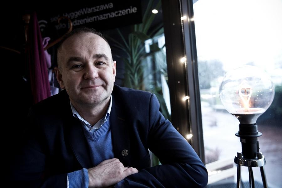 Jarosław Dumanowski Fot. Wojtek Górski