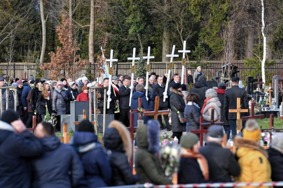 Pogrzeb w Koszalinie