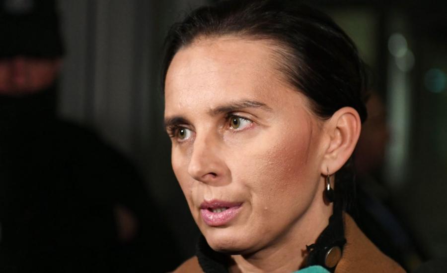 Rzecznik prasowy prezydenta Gdańska Magdalena Skorupka-Kaczmarek