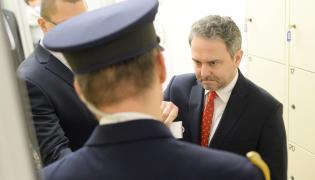 Grzegorz Małecki, były szef Agencji Wywiadu