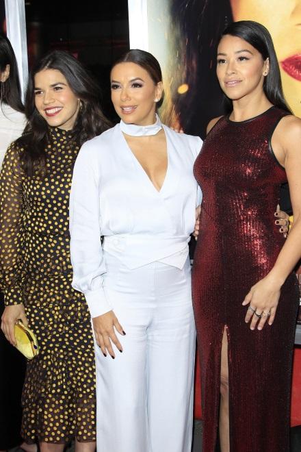 America Ferrera, Eva Longoria i Gina Rodriguez