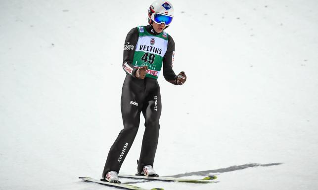Małysz skomentował zwycięstwo Stocha w Lahti.