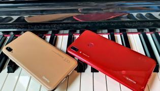 Huawei Y6 i Y7