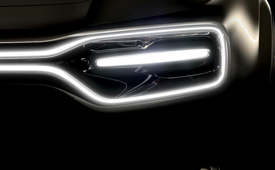 Tak patrzy na świat pierwszy czterodrzwiowy samochód elektryczny Kia