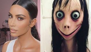 Kim Kardashian, lalka Momo