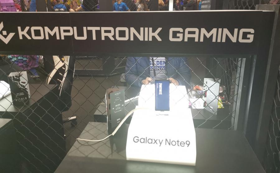 Samsung na IEM