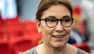 Wicemarszałek Sejmu Beata Mazurek