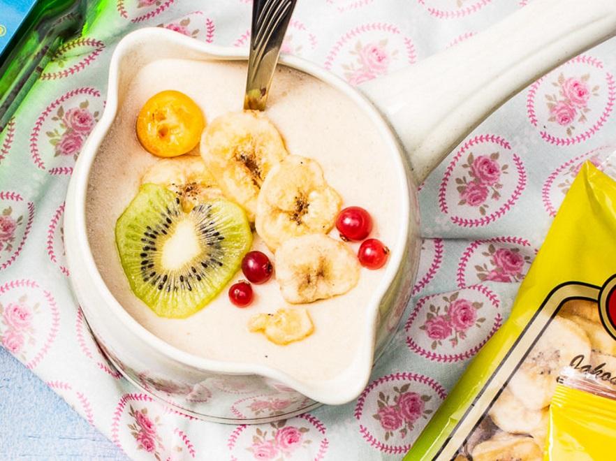 Zupa bananowa