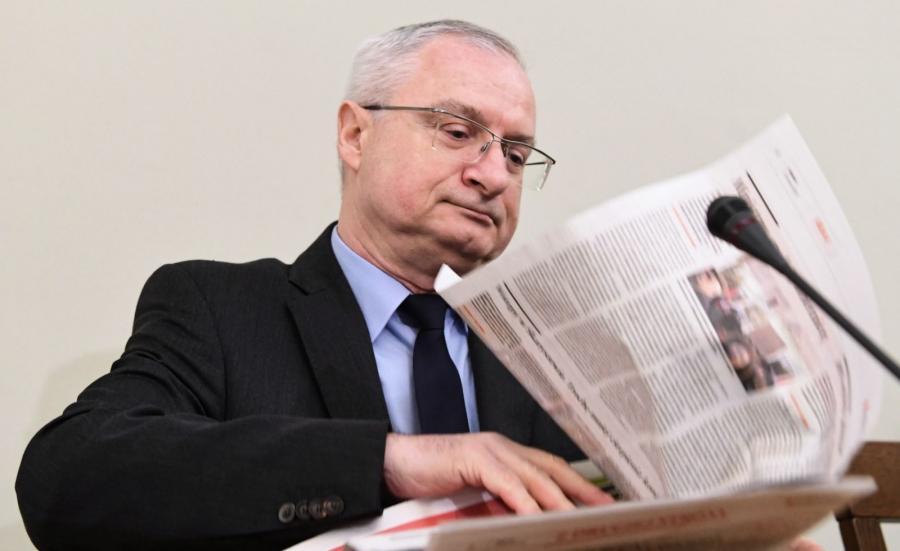 Były szef Agencji Bezpieczeństwa Wewnętrznego Krzysztof Bondaryk