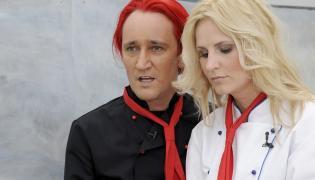 Michał Wiśniewski i Dominika Tajner-Wiśniewska