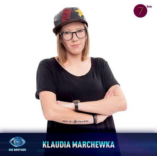 Big Brother - Klaudia Marchewka