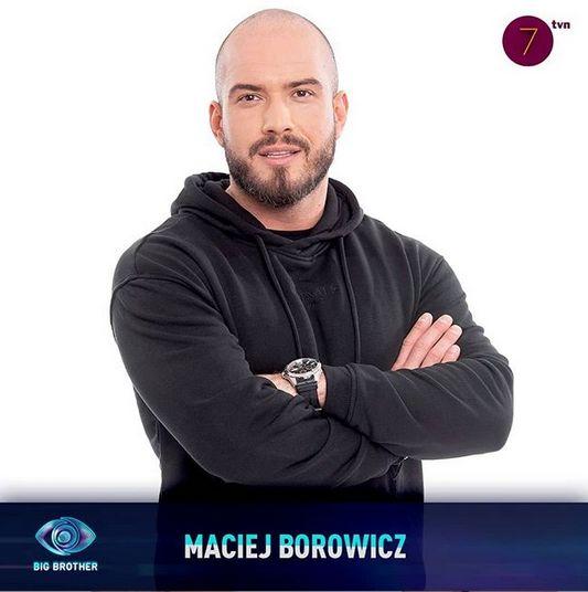 Big Brother - Maciej Borowicz