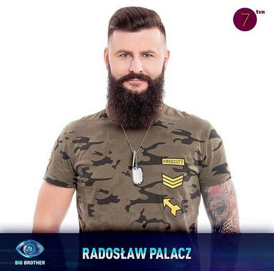 Big Brother - Radosław Palacz