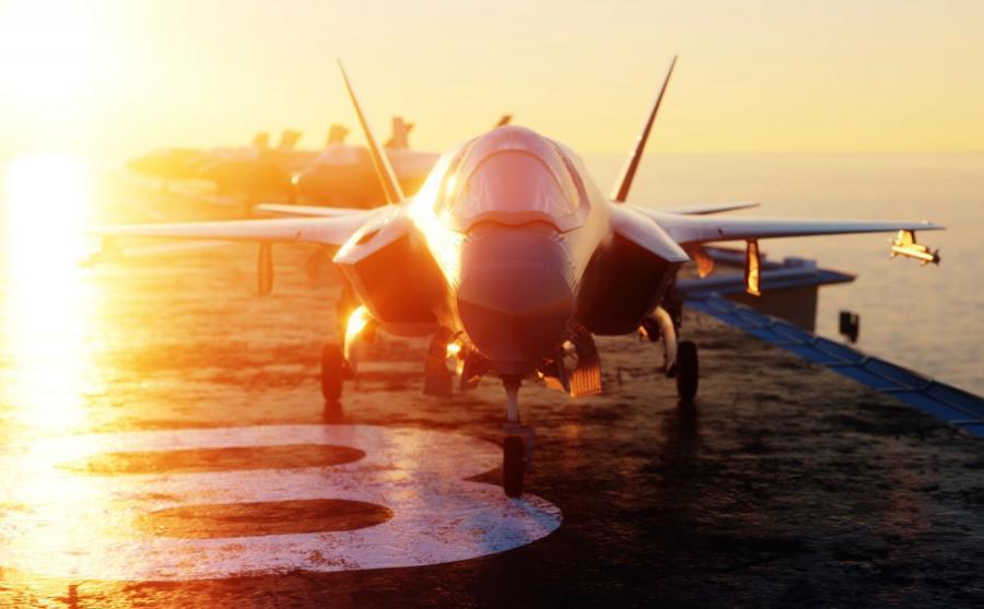 Zakup F-35 to wolna amerykanka. W budżecie resortu obrony nie ma wolnych środków