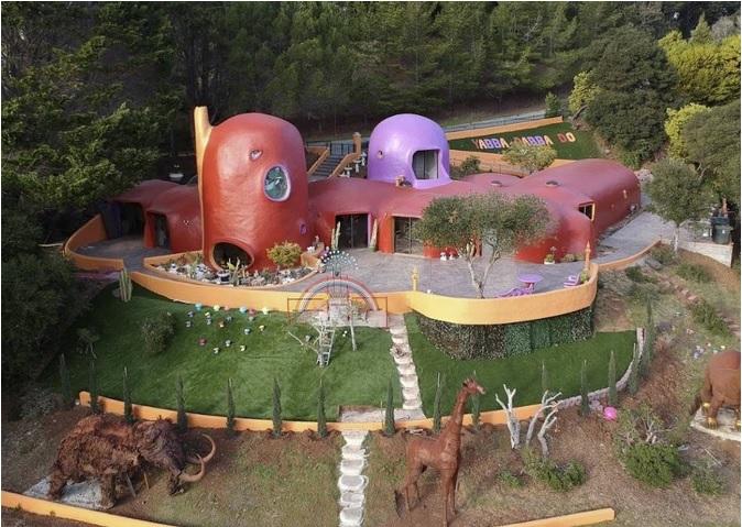 Dom w Kalifornii