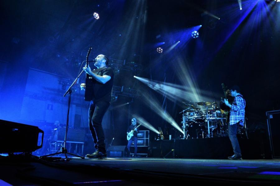 Koncert Dave Matthews Band, Warszawa, Torwar, 2019.03.25