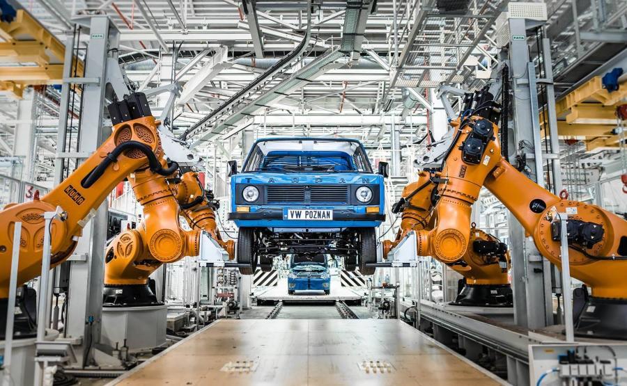 Fabryka VW i nowy Tarpan