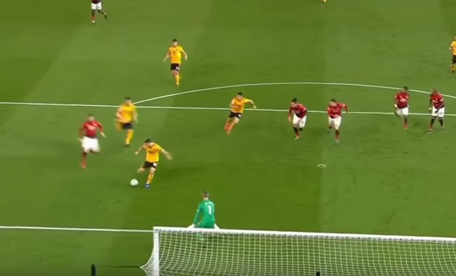 Wolverhampton Wandereres znów pokonali Manchester United 2:1