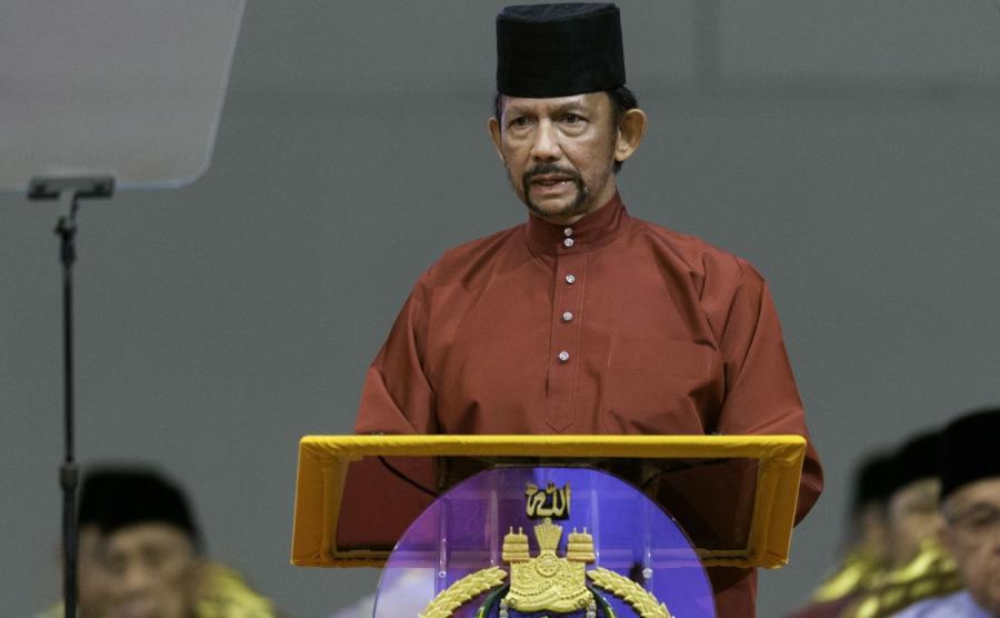Sułtan Hassanal Bolkiah
