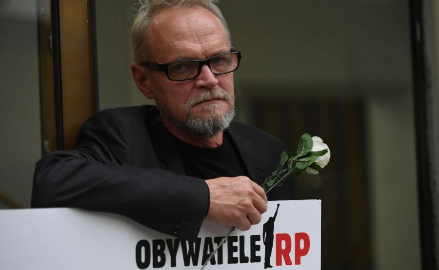 Paweł Kasprzak, Obywatele RP