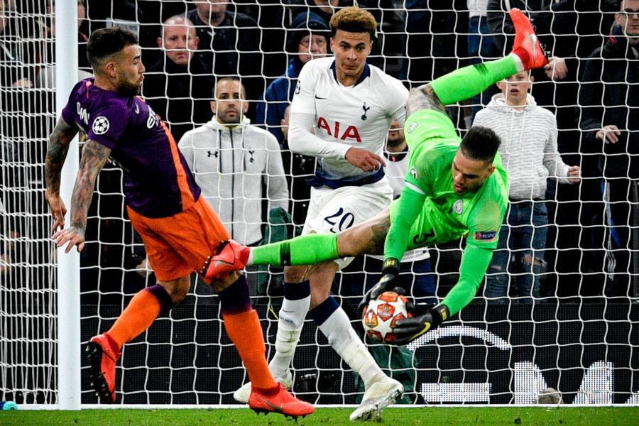 edf246b69 Tottenham Hotspur niespodziewanie pokonał na swoim nowym stadionie  Manchester City 1:0, a Liverpool wygrał u siebie z FC Porto 2:0 w  ćwierćfinałach ...