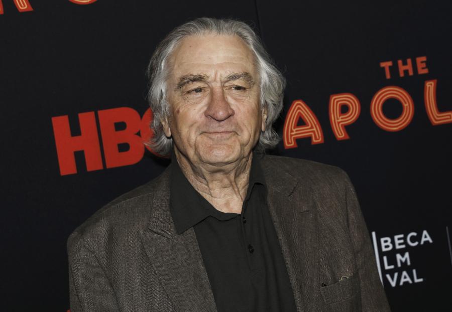 Robert De Niro na Tribeca Film Festival
