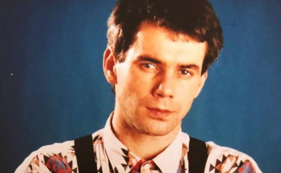 Robert Janowski w 1989 roku