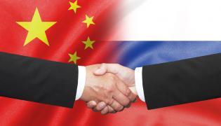 Chińsko rosyjski sojusz