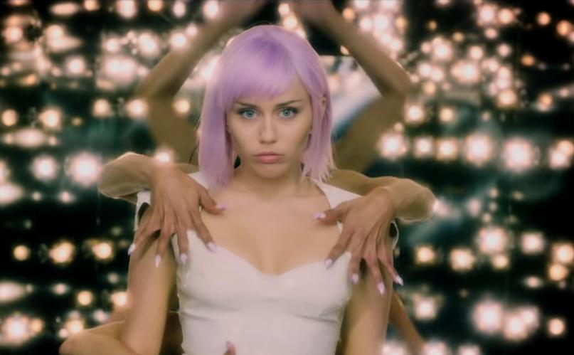 Miley Cyrus w 5. sezonie \
