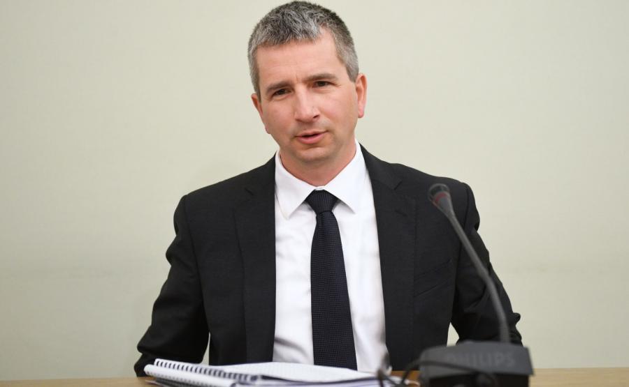 Mateusz Szczurek przed komisją śledczą ds. VAT