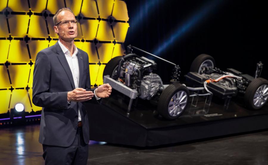 Michael Lohscheller, dyrektor generalny marki Opel