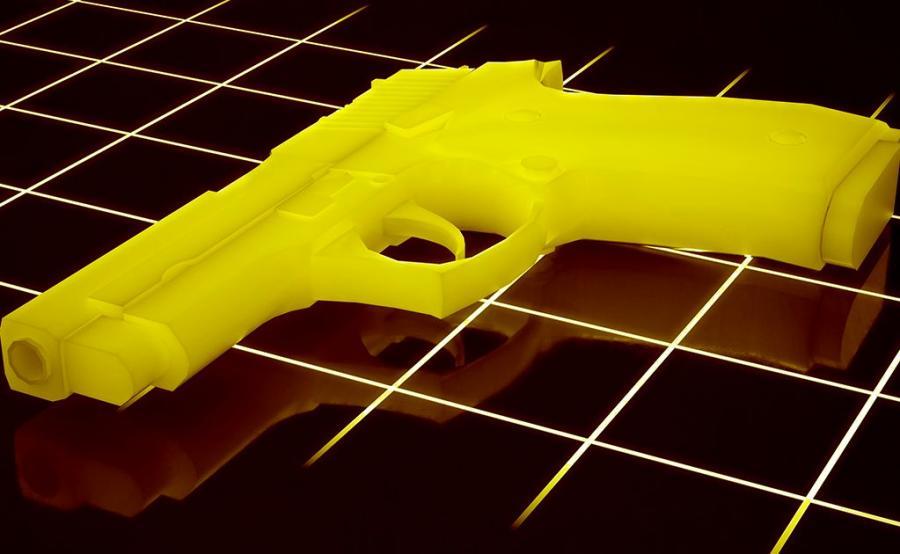 Broń na drukarce 3D